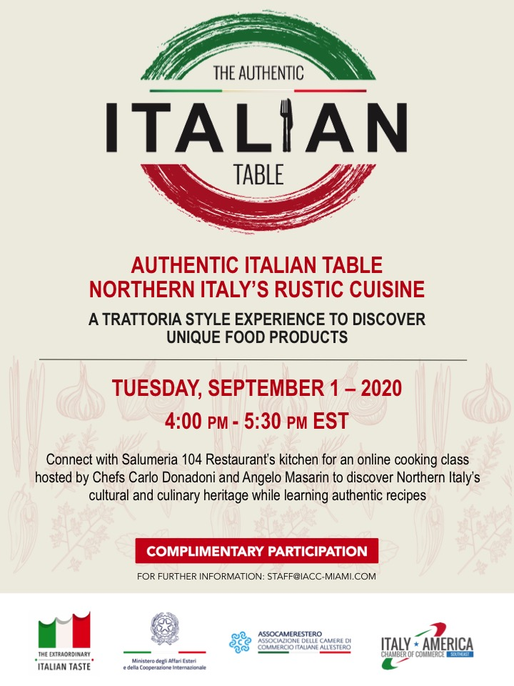 Authentic Italian Table: Northern Italy's Rustic Cuisine