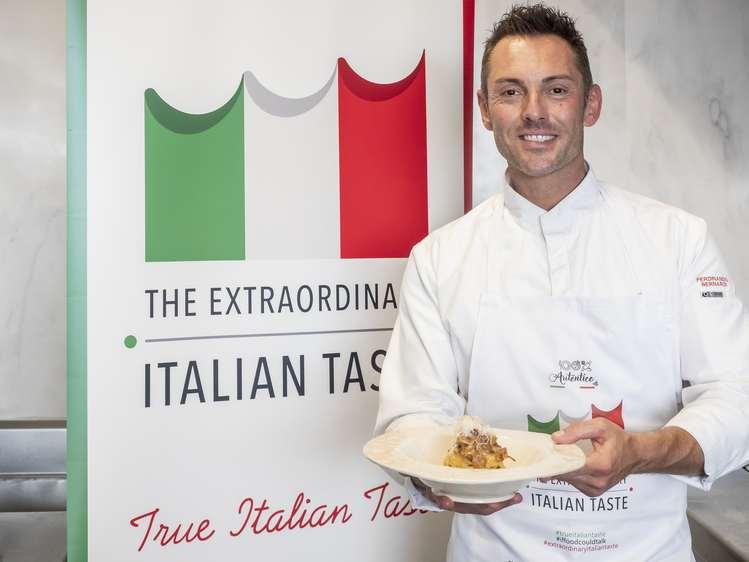 Seconda masterclass online dello chef Ferdinando Bernardi