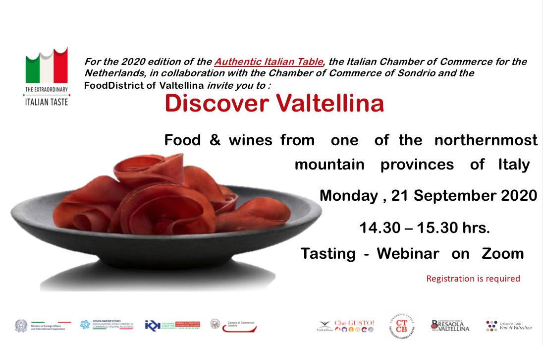 Authentic Italian Table – Discover Valtellina