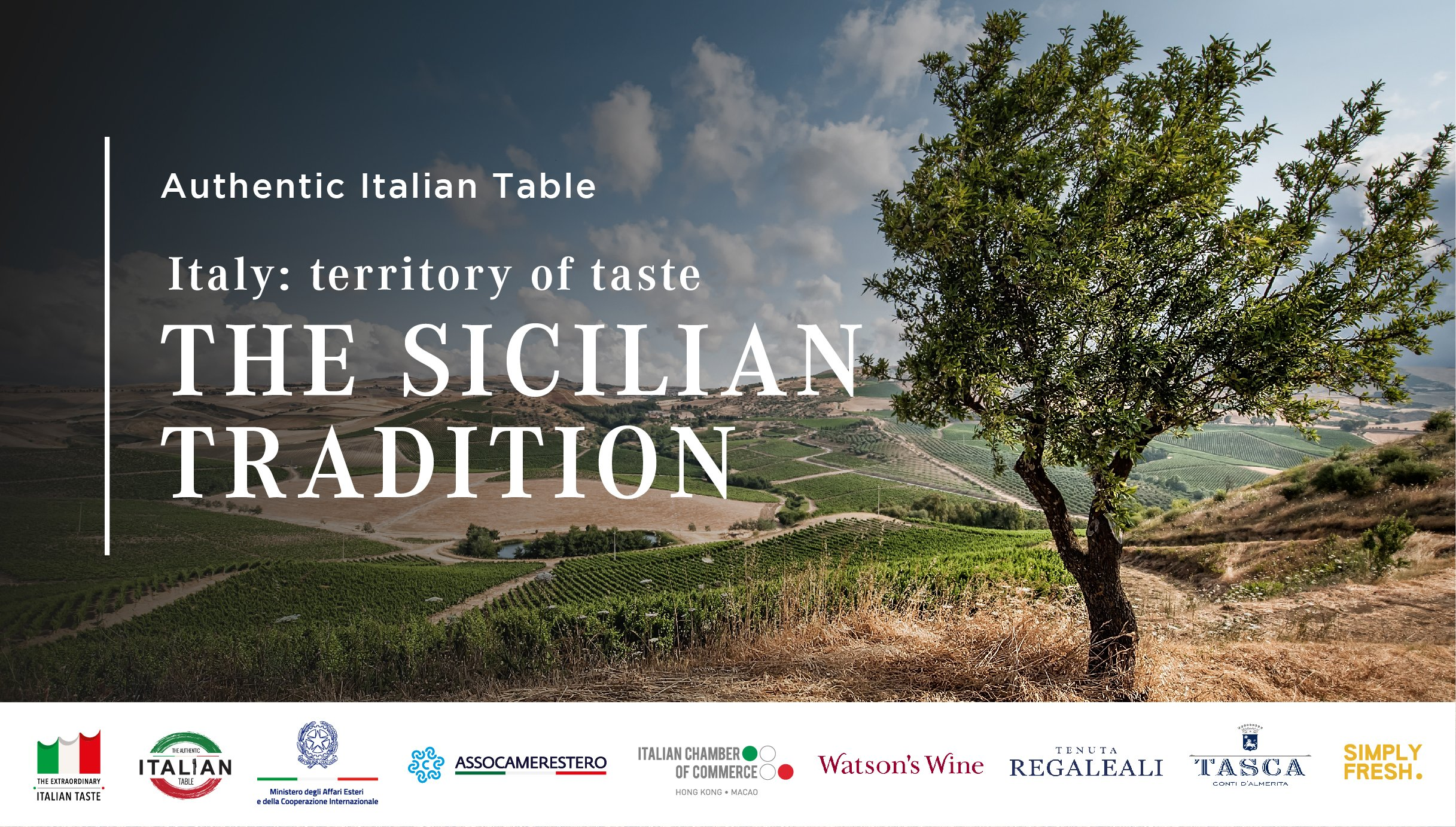Italy: Territory of Taste – The Sicilian Tradition