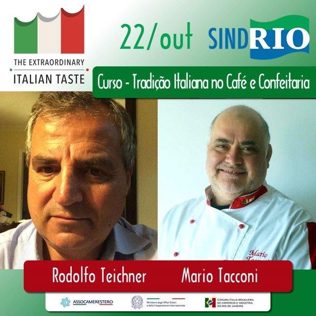 La tradizione italiana del Caffè e Pasticceria