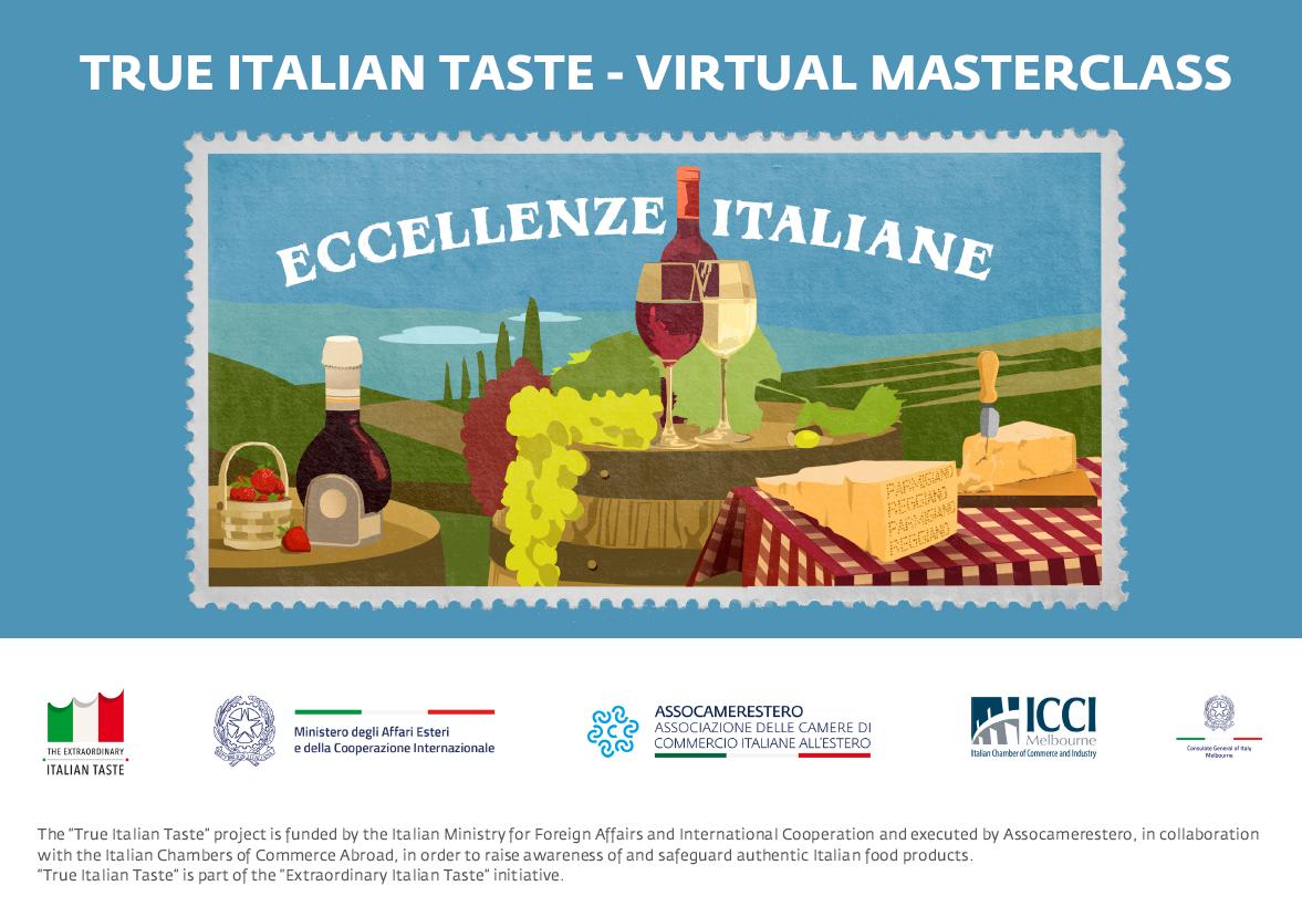 """Virtual Masterclass """"Eccellenze Italiane"""""""