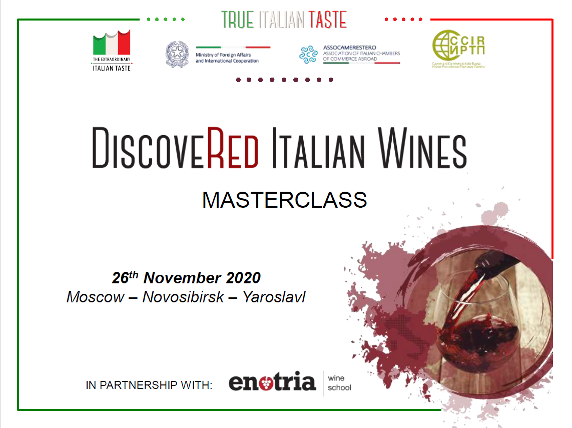 DiscoveRed Italian Wines