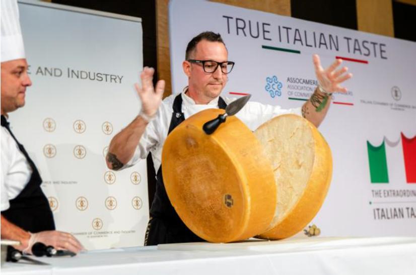 Tutto quello che avreste voluto sapere sul Parmigiano Reggiano...