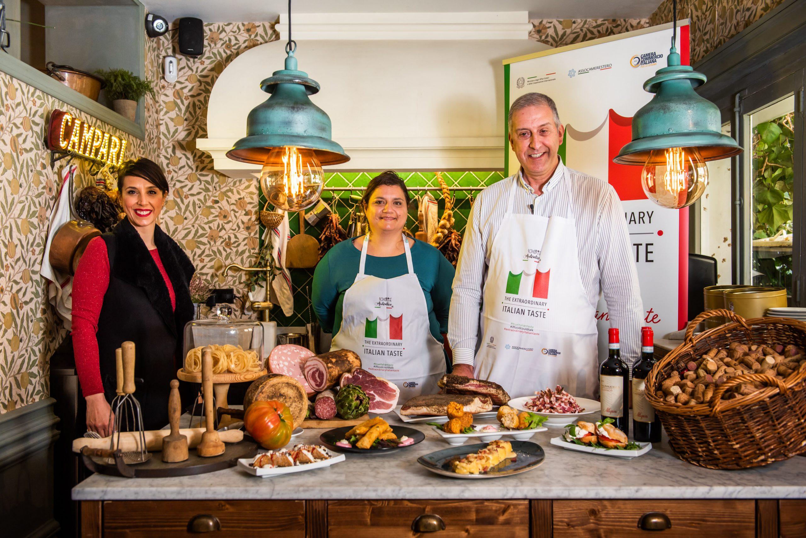 Settimana gastronomica regionale a Madrid: Lazio
