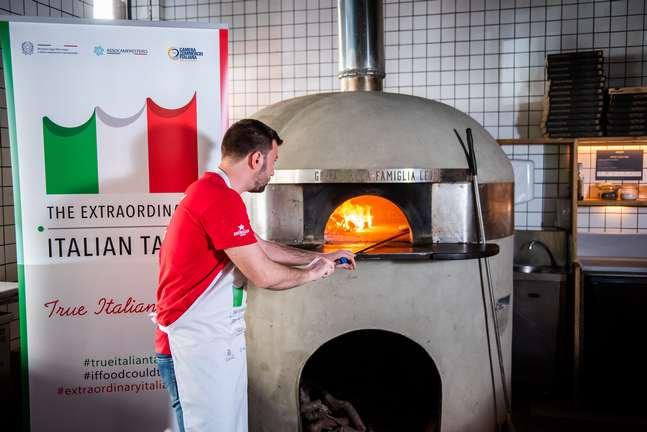 Settimana gastronomica regionale a Madrid: Campania