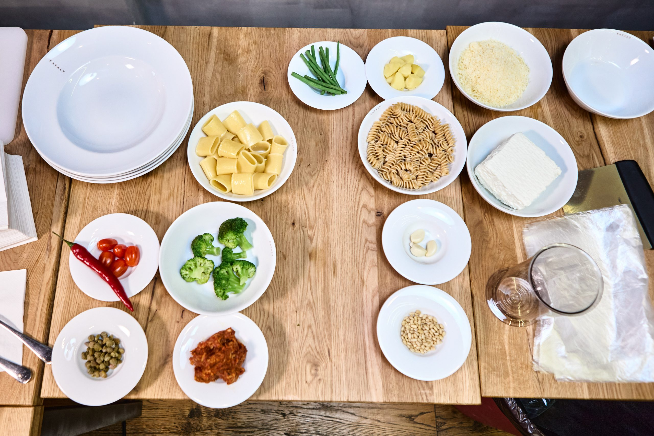 """Masterclass """"PASTA – Cooking and Eating the Italian Way"""""""