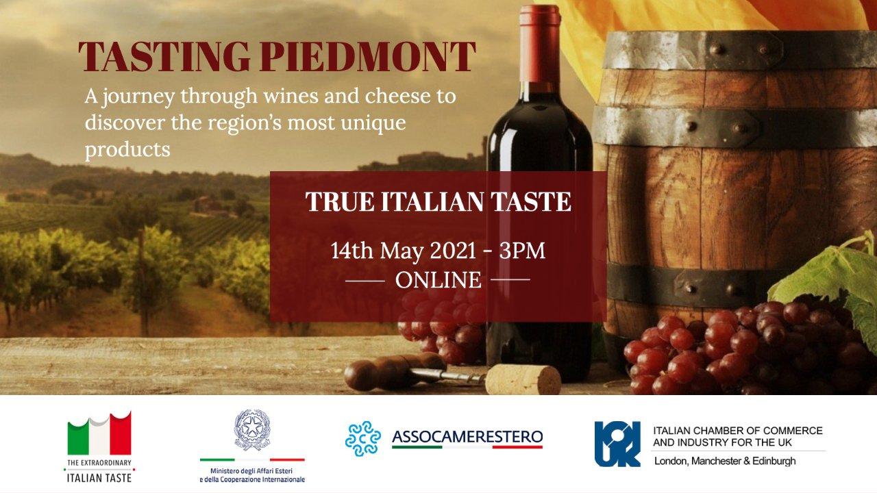 """Masterclass """"Tasting Piedmont"""""""