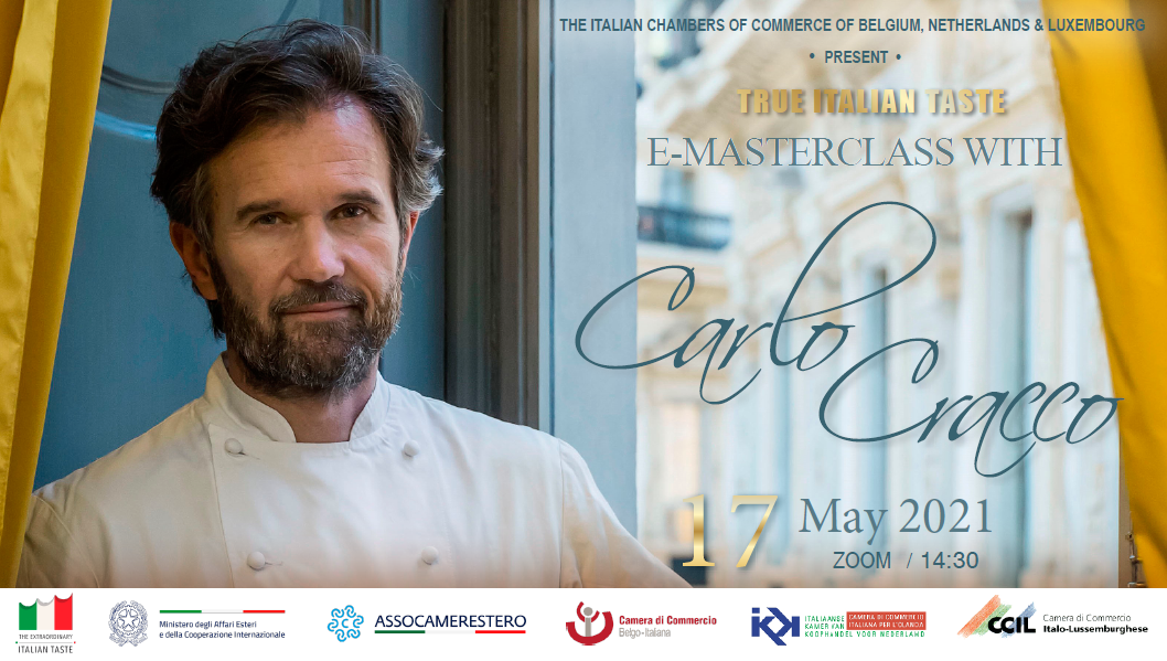 E-masterclass with Carlo Cracco