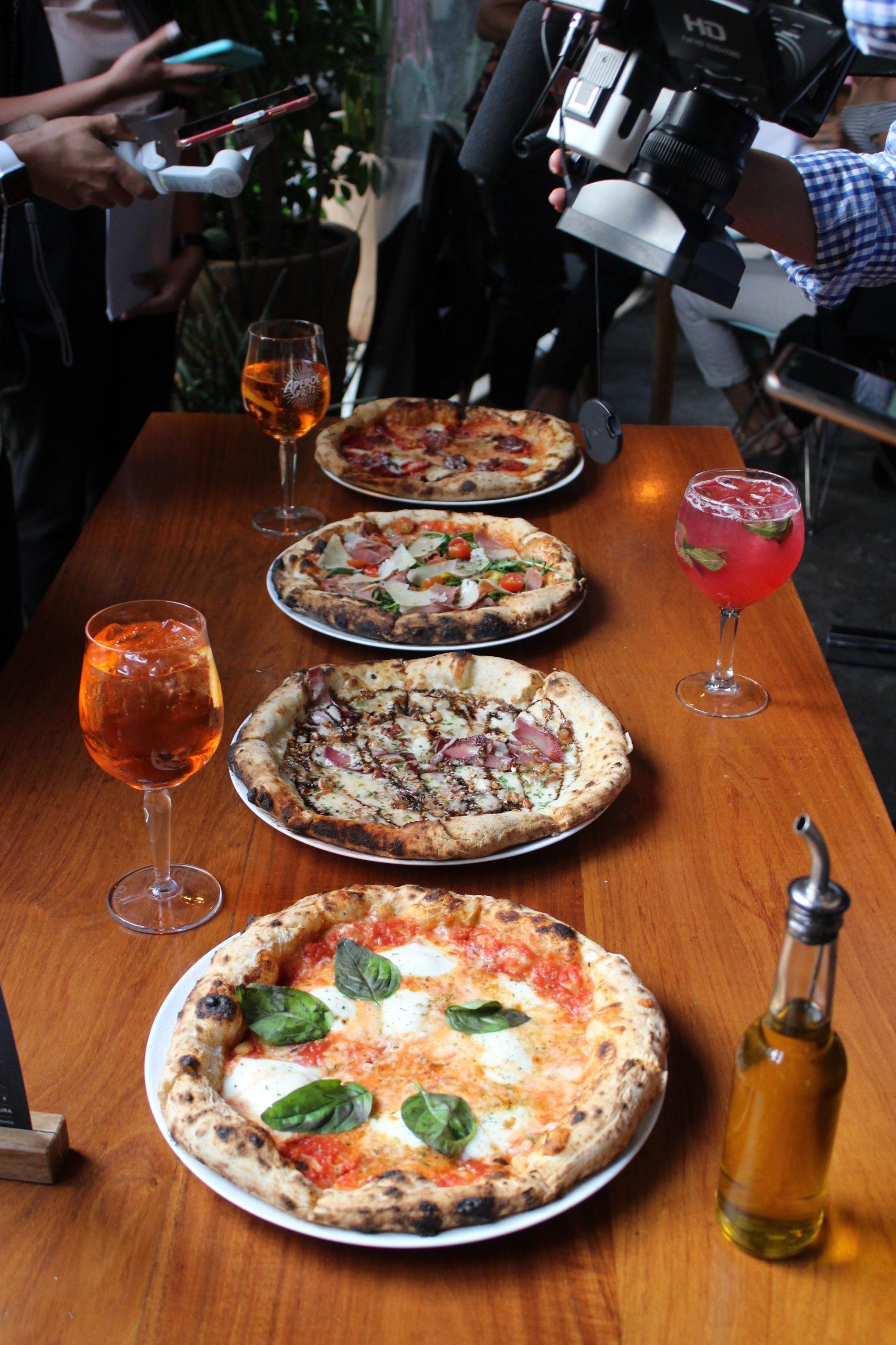 Italian Pizza Night