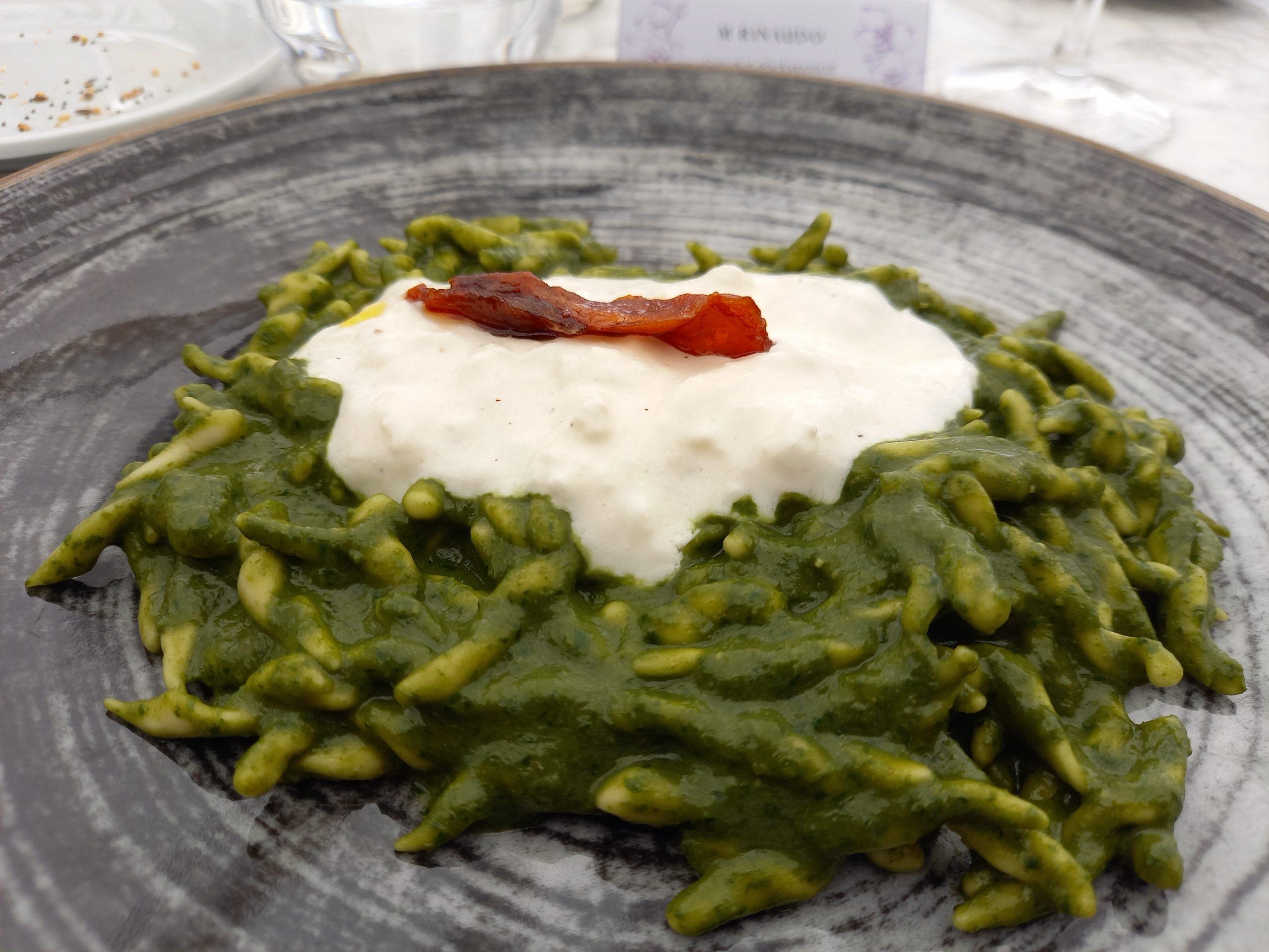 I sapori e i profumi della Riviera dei Fiori nello show cooking con Chef Roberto Verta