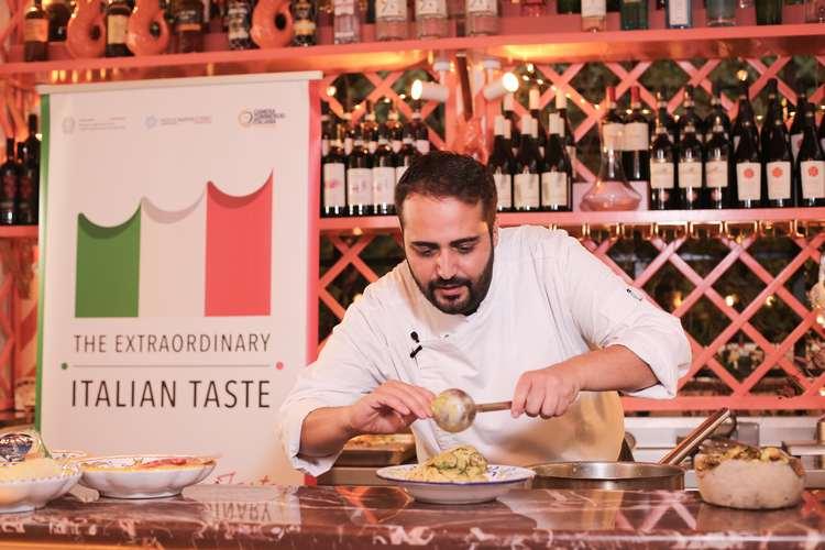 Masterclass con lo Chef Ciro Cristiano