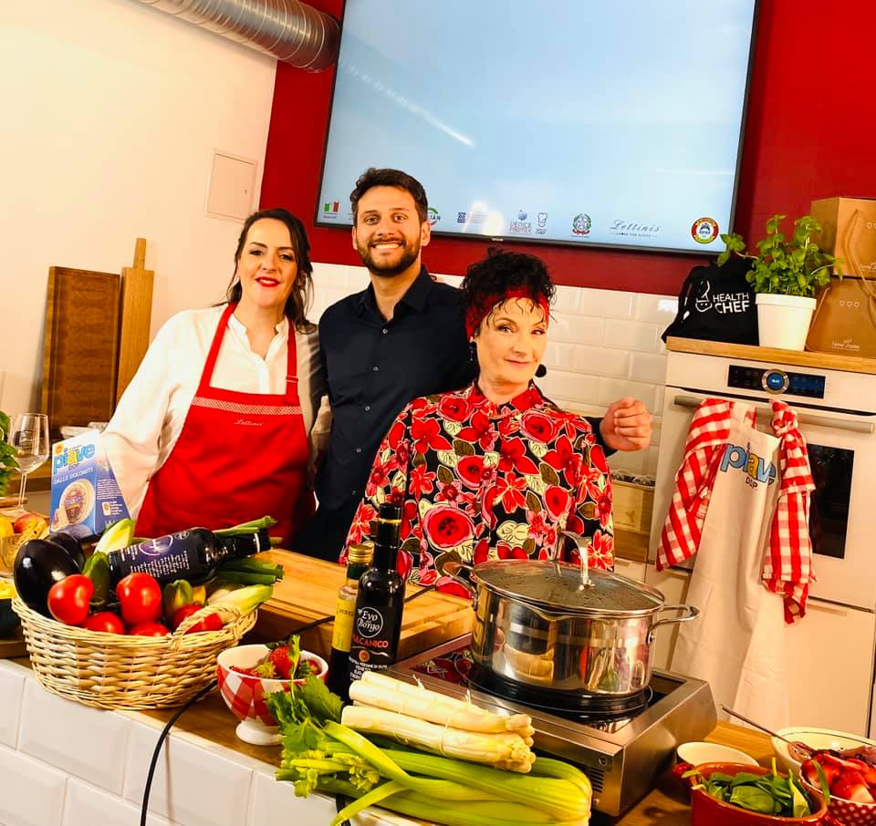 The Authentic Italian Table – la cucina veneta in chiave healthy