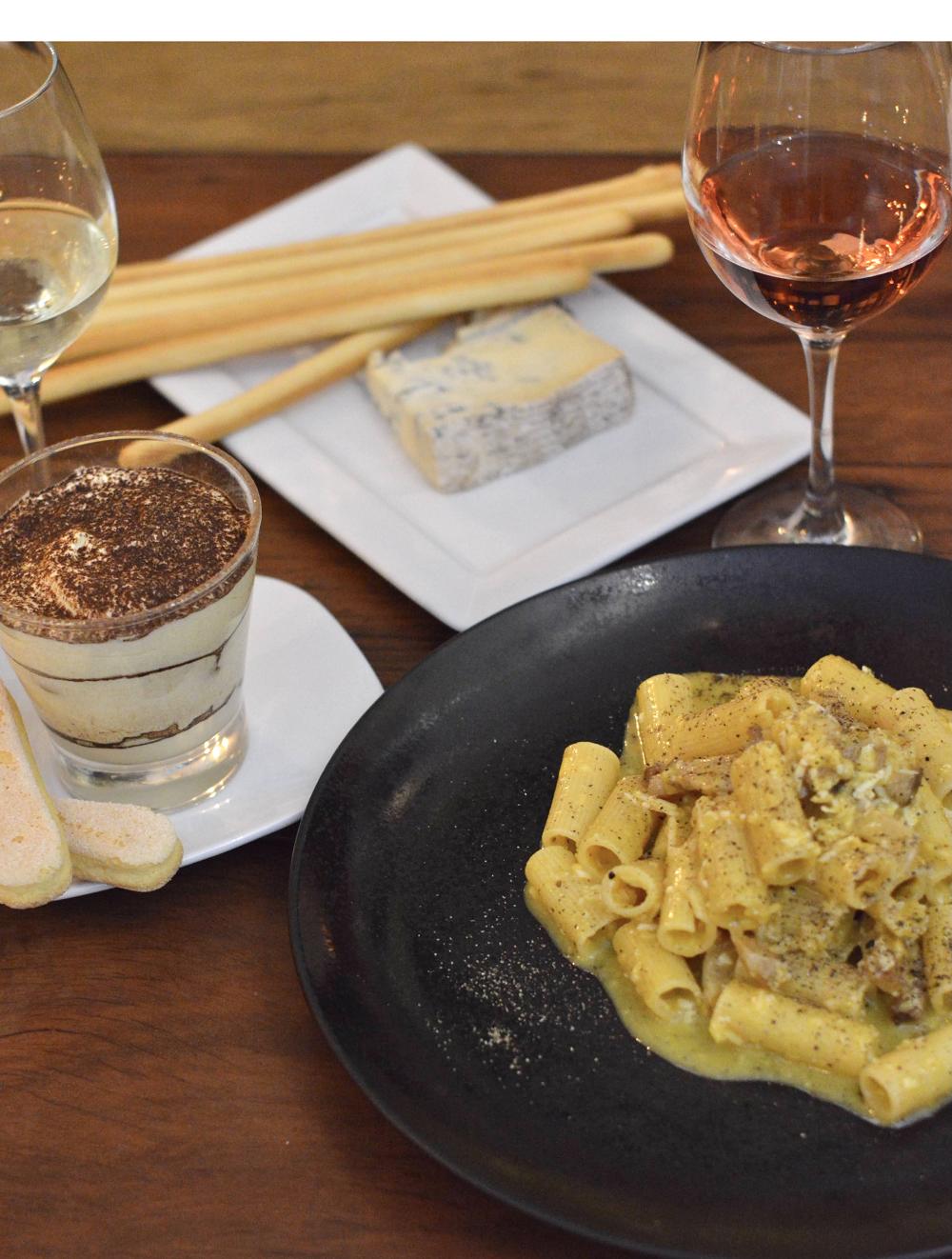 Dall'antipasto al dessert: la versatilità dei formaggi italiani